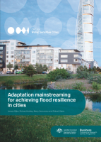 Hydro Nation Scholar, Robert Šakić Trogrlić co-authors report on flood resilience in cities